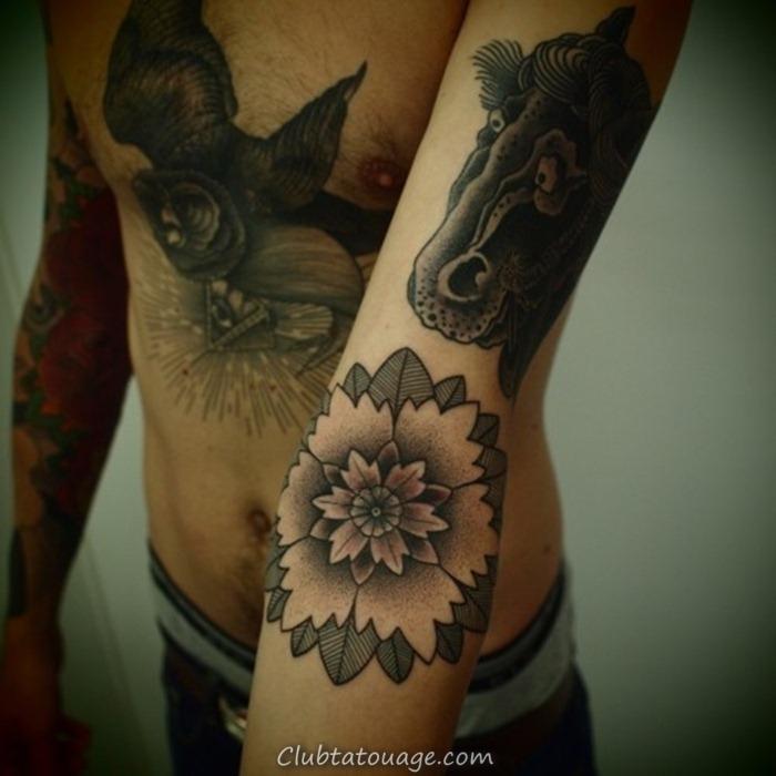 tatouages pour les hommes et women.46