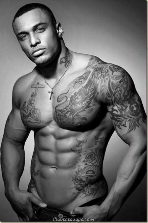 tatouages pour les hommes et women.50