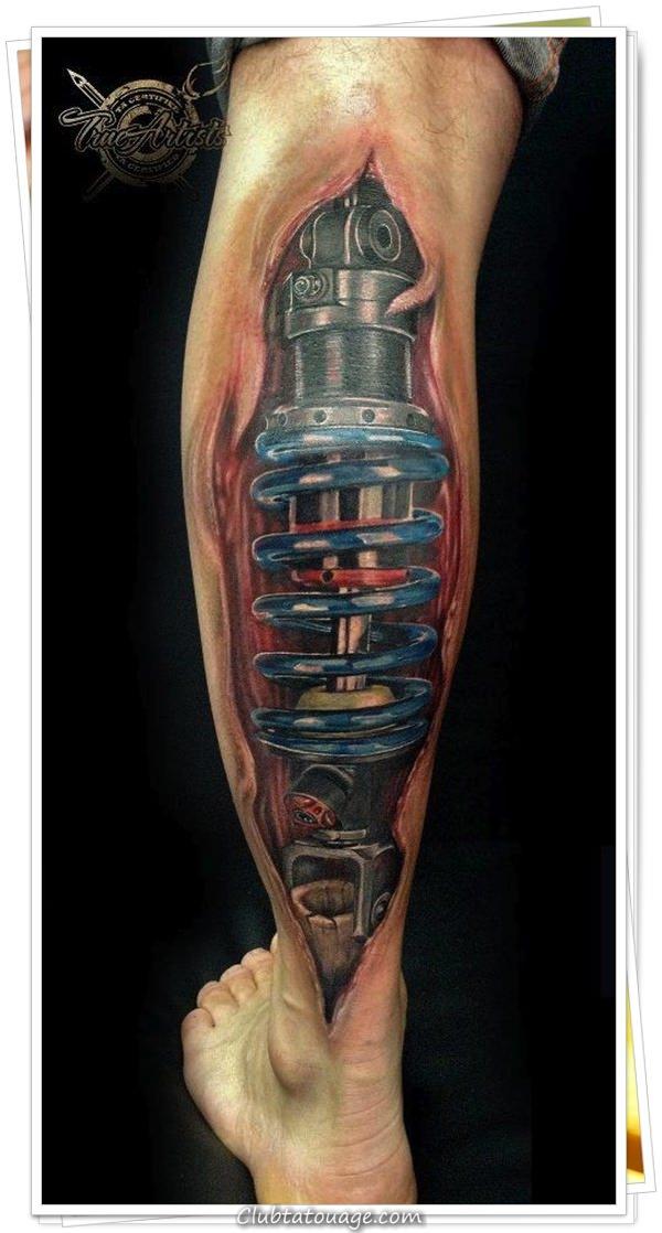 3D tatouages 22
