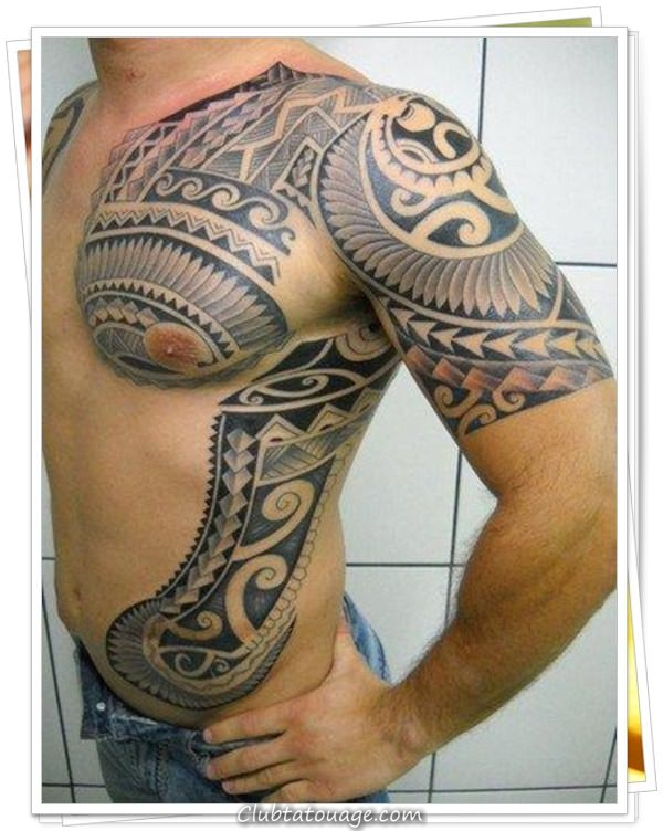 Maori tatoue 13