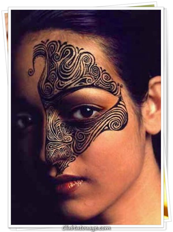 Maori tatoue 28