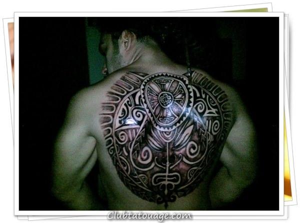 Maori tatoue 17