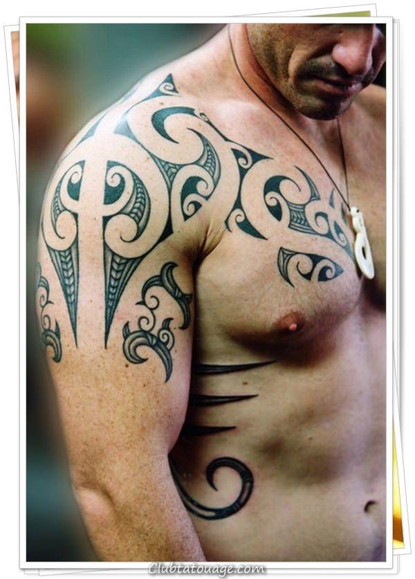 Maori tatoue 18
