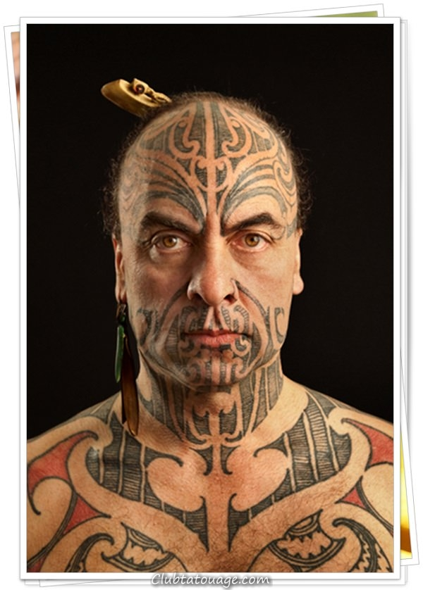 tatouages maoris 5