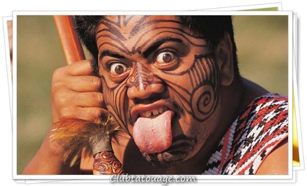 Les tatouages maoris 6