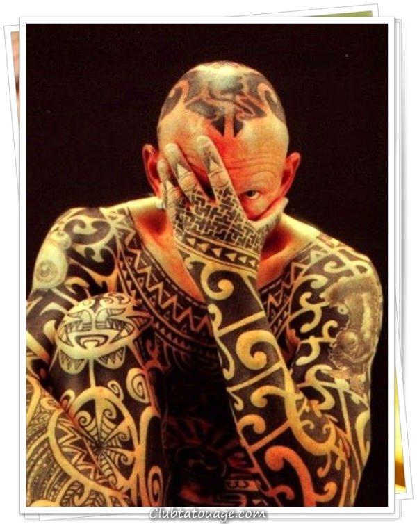 tatouages maoris 9