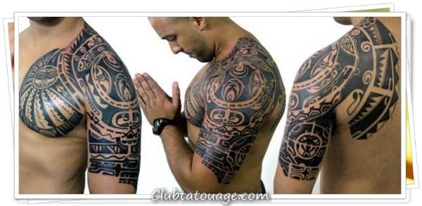 Maori tatoue 11