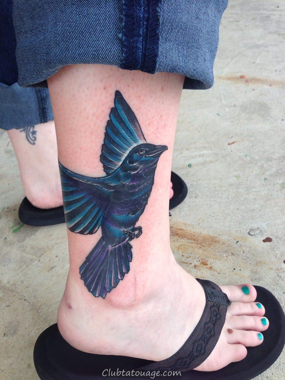tatouages PAJAROS 27