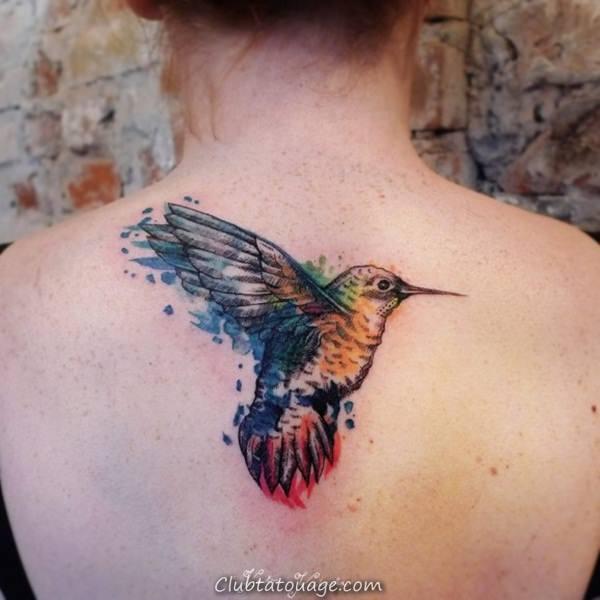 tatouages d'oiseaux 3
