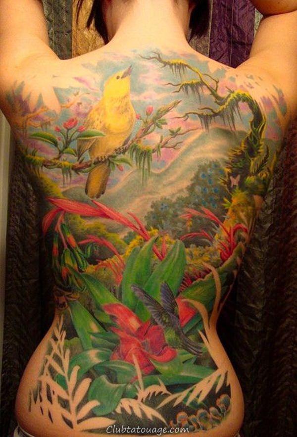 les oiseaux de tatouages 4