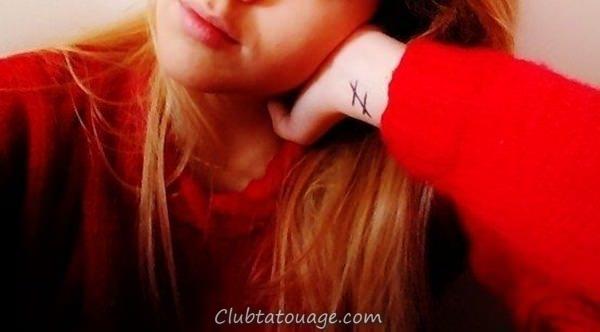 de tatouages discrets 24