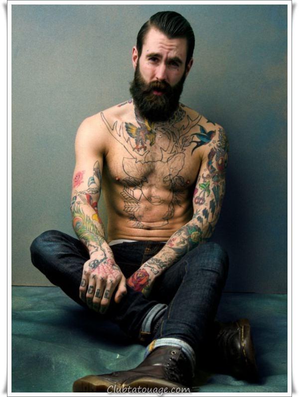 90 + Grandes idées de tatouages pour les hommes