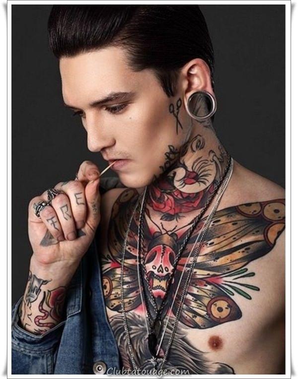 tatouages pour les hommes 43