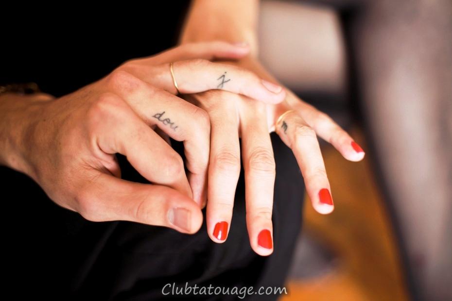 anneau de mariage-tatouages