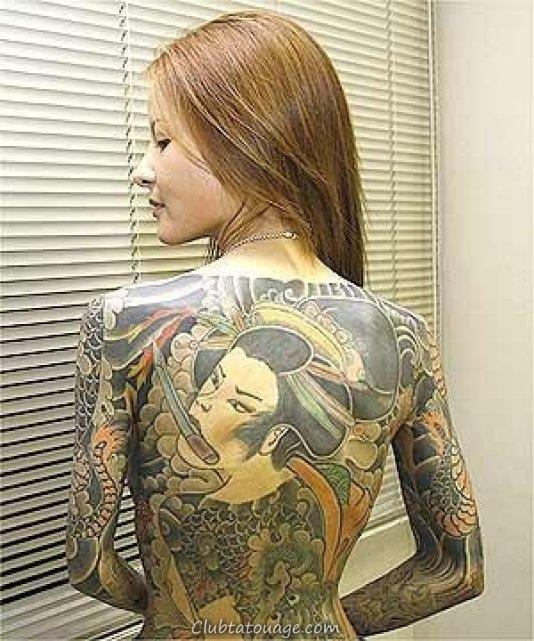 Top 30 Yakuza Tatouages Designs Idees Club Tatouage
