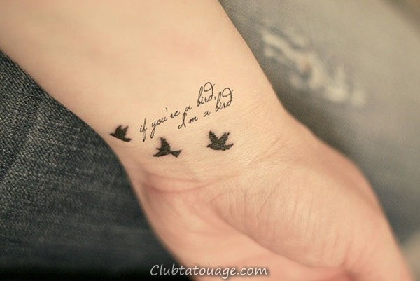 40 incroyable tatouages sur le poignet 2