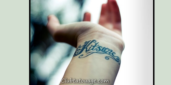 40 tatouages étonnants sur le poignet 22