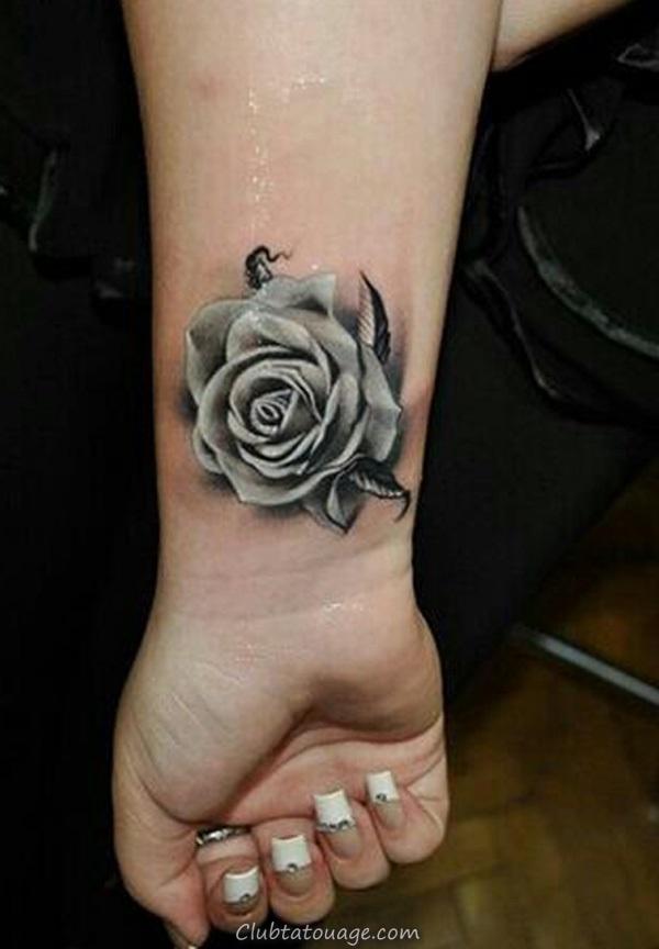 40 étonnants tatouages sur le poignet