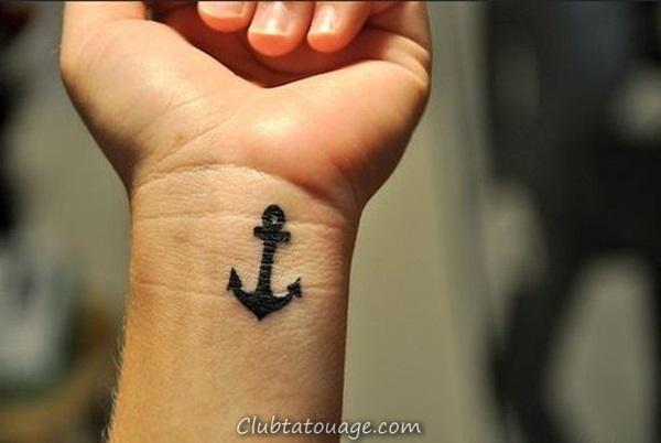 40 tatouages étonnants sur le poignet 3