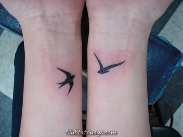 40 tatouages étonnants sur le poignet 36