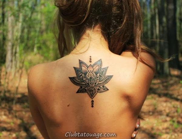 40 Retour Tattoo Ideas pour les filles 21