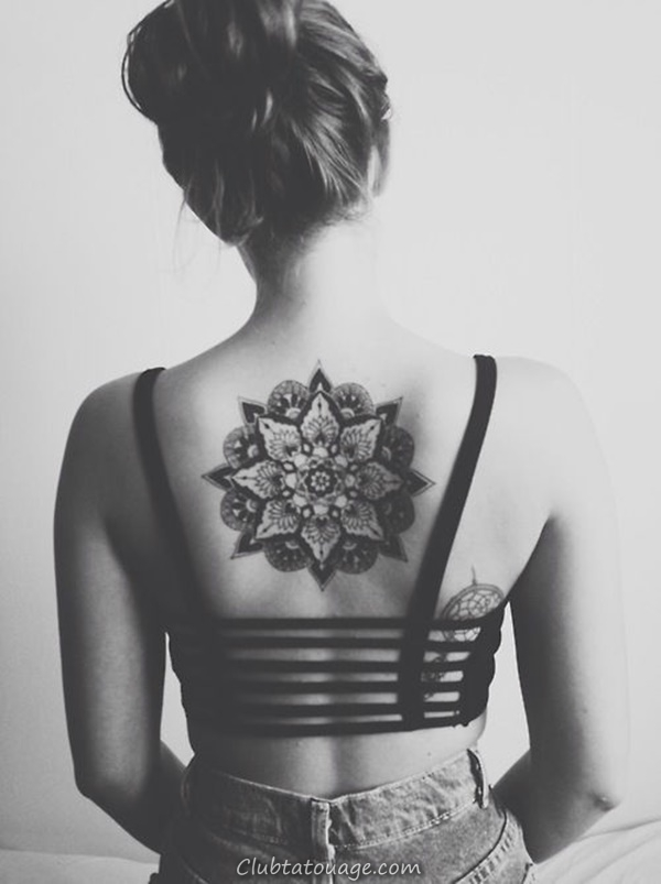 40 Retour Tattoo Ideas for Girls 29
