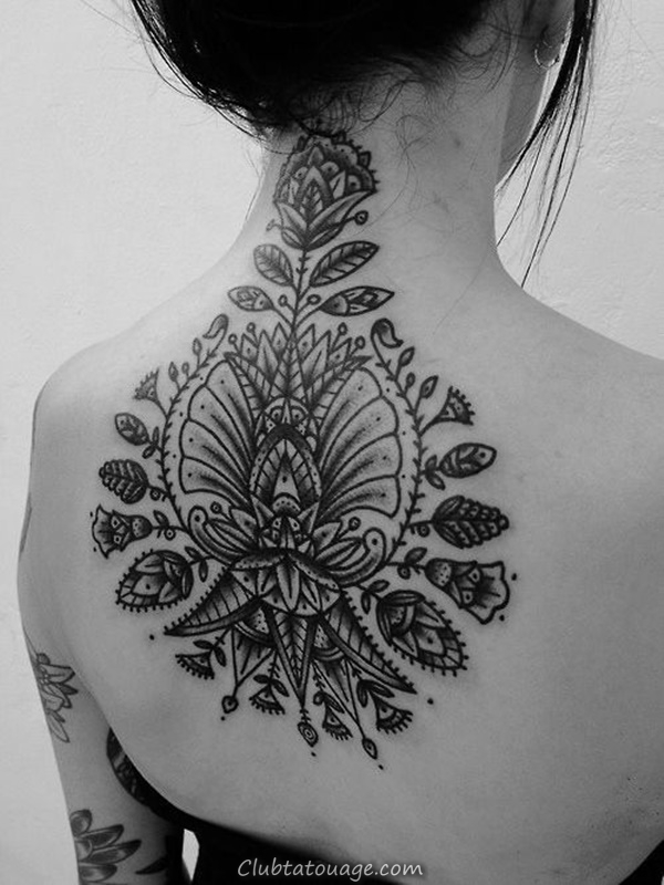 40 Retour Tattoo Ideas for Girls 30