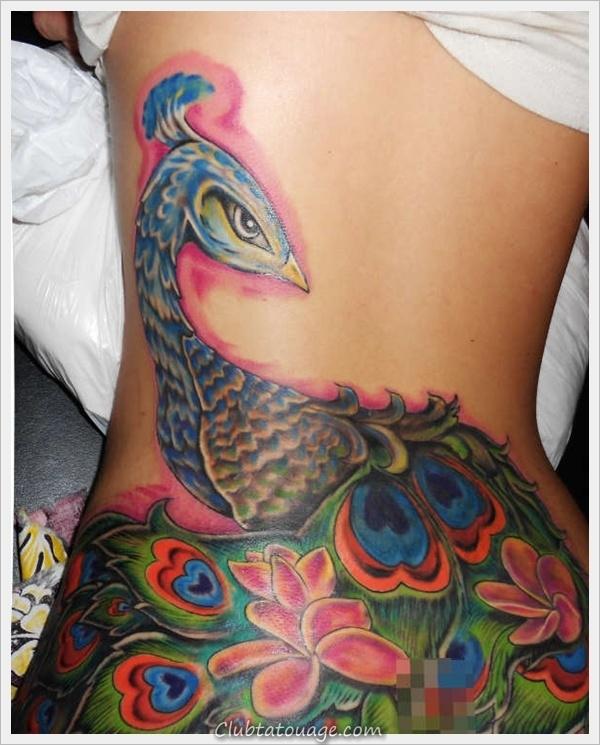 40 Retour Tattoo Idées pour filles 40