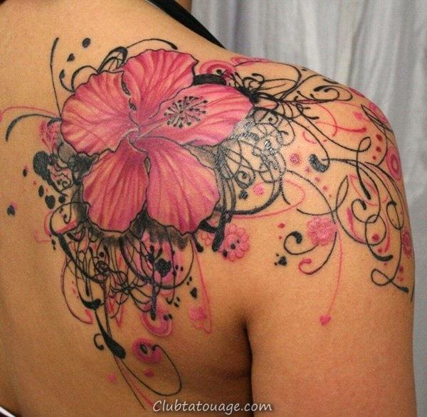 40 épaule tatouage idées pour les hommes et les femmes