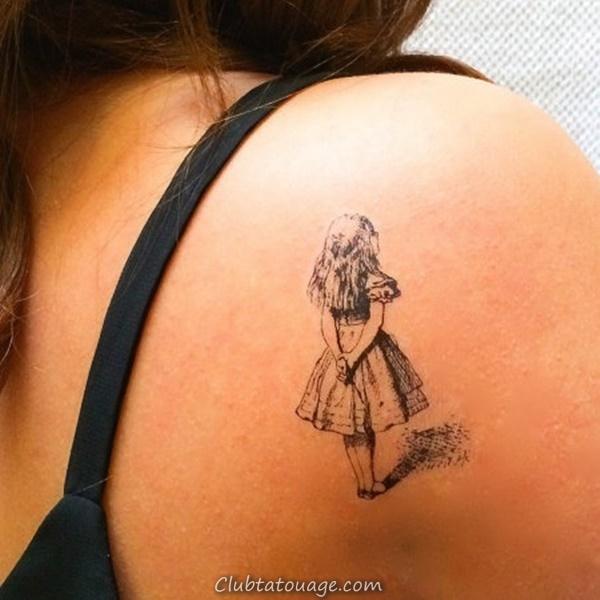 40 Tatouages épaule pour hommes et femmes 40