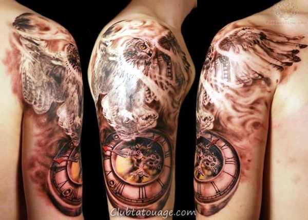 40 spectaculaire Aigle Tattoo Ideas 29 600