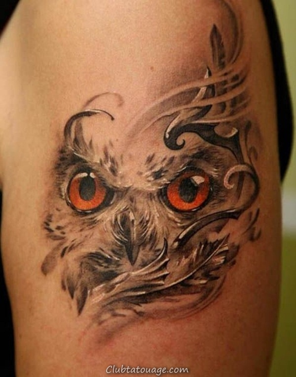 40 spectaculaires Aigle Tattoo Ideas 9