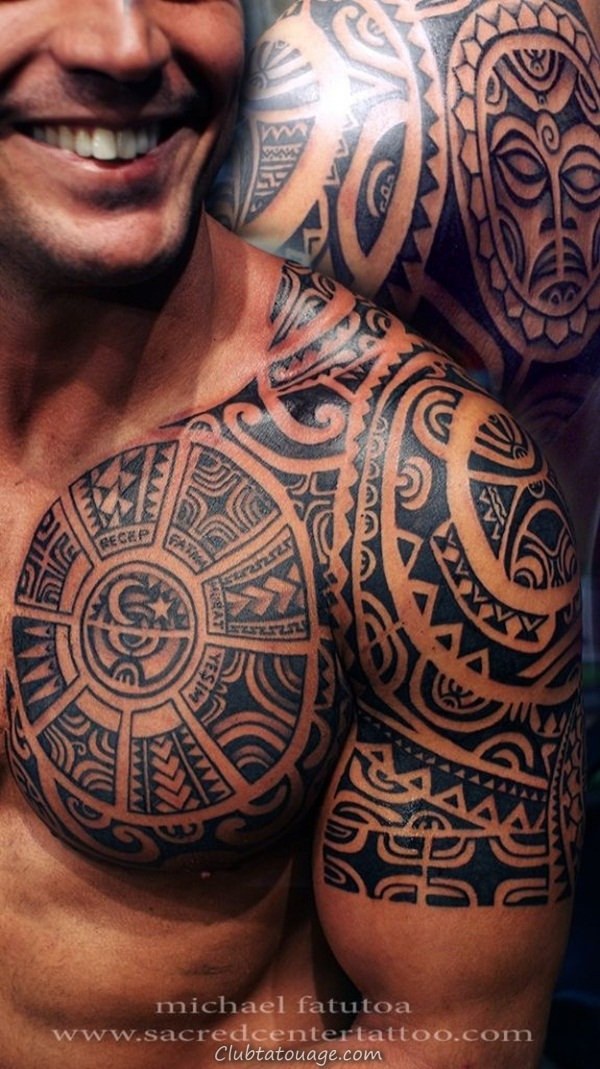 40 Tatouages ​​que Look Hot sur Guys 20
