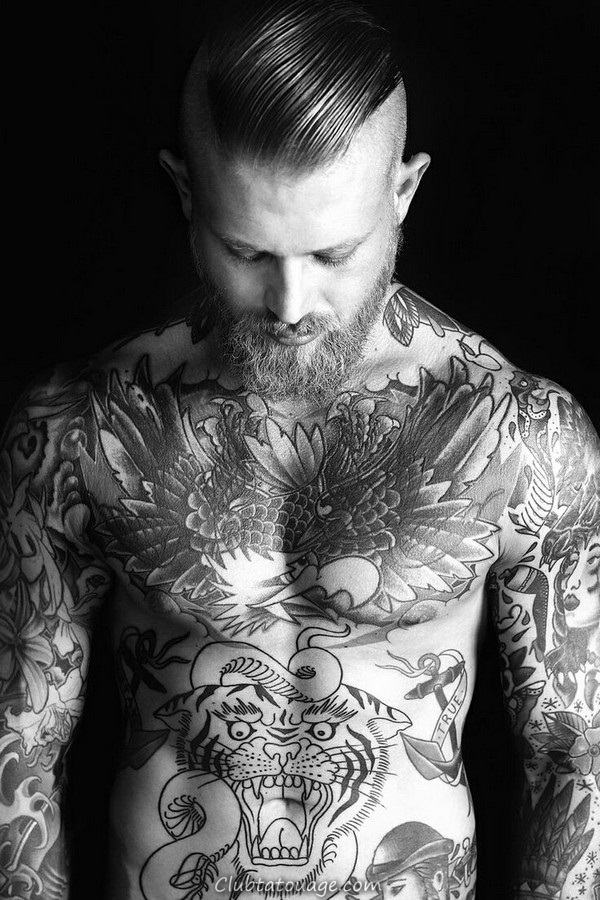 40 Tatouages ​​que Look Hot sur Guys 22