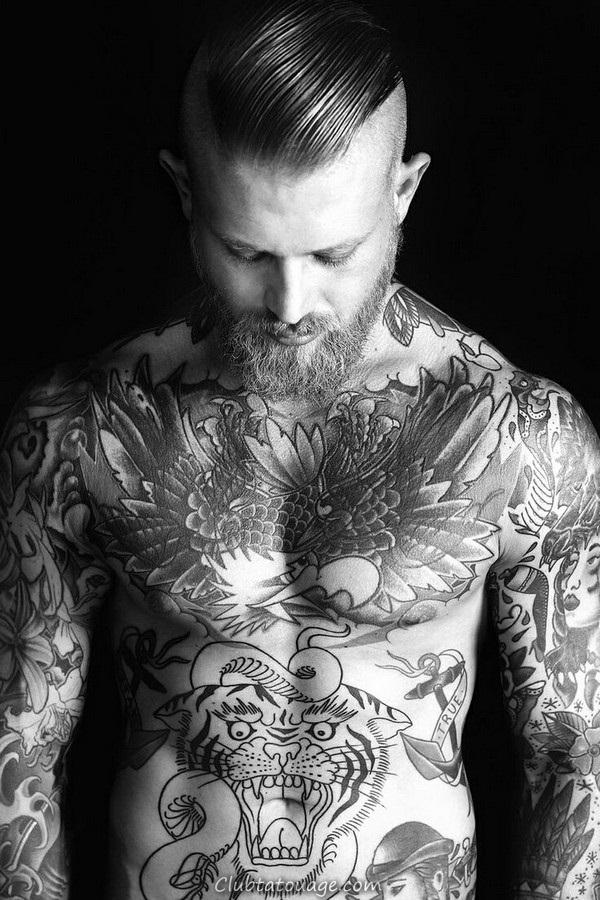 40 Tatouages que Look Hot sur Guys 22