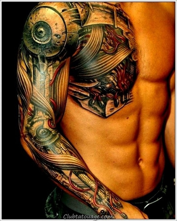 40 Tatouages ​​que Look Hot sur Guys 23