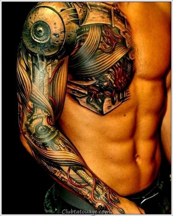 40 Tatouages que Look Hot sur Guys 23