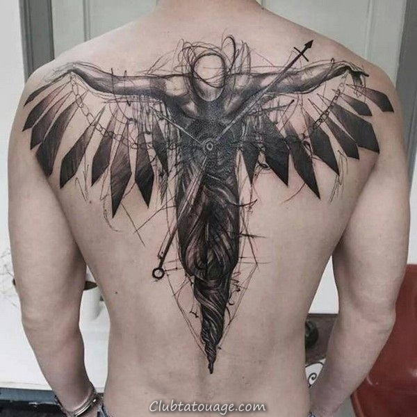 40 Tatouages ​​que Look Hot sur Guys 25
