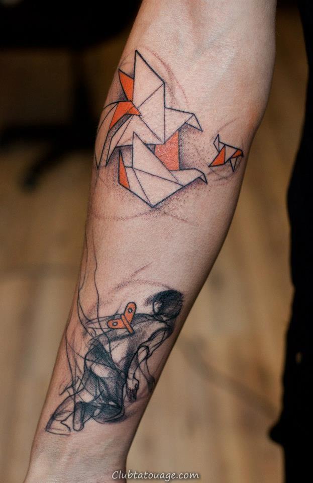 Aga Yadou Tattoo Artist