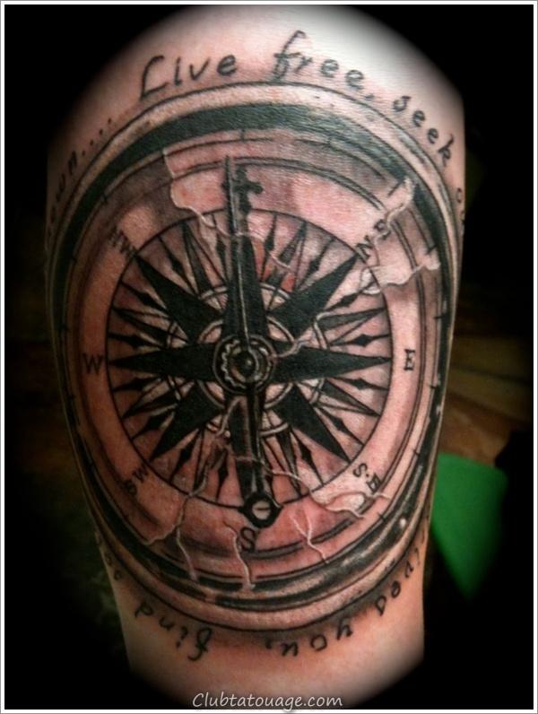 Tattoo nautique Designs.12