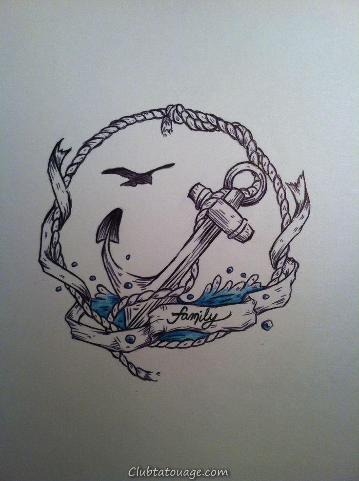 Tattoo nautique Designs.18
