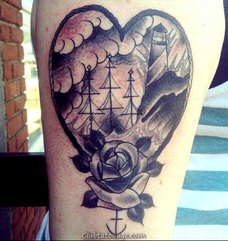 Tattoo nautique Designs.28
