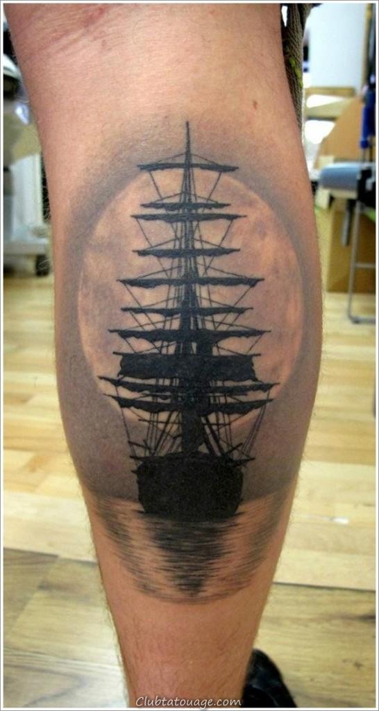 Tattoo Designs nautiques. 43