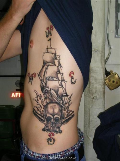 Tattoo nautique Designs.46