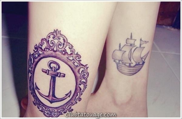 Tattoo nautique Designs.9