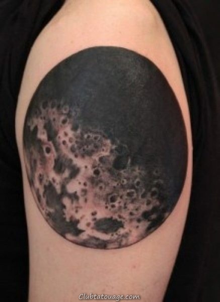 Tattoo Lune 7