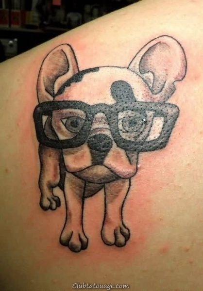 Tatouages Fascinants Chiens