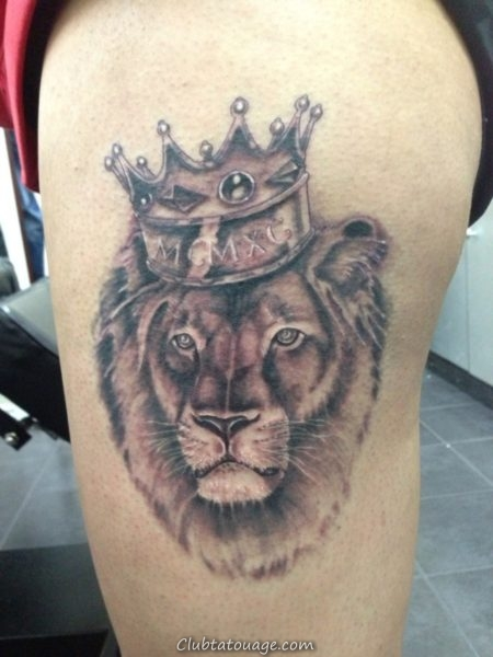 Tattoo Crown 2