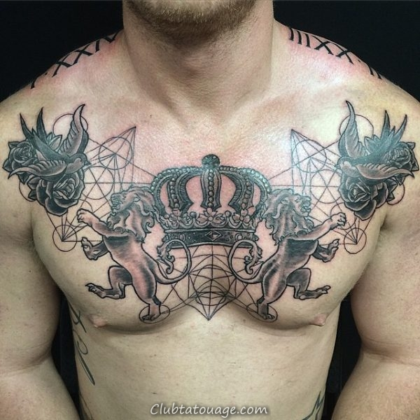 Photos de Tattoo de Mighty Crown