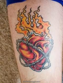Tattoo Conseils Fire and Flames